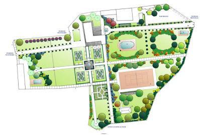 Piantemati giardini progettazione e realizzazione for Progetti di giardini
